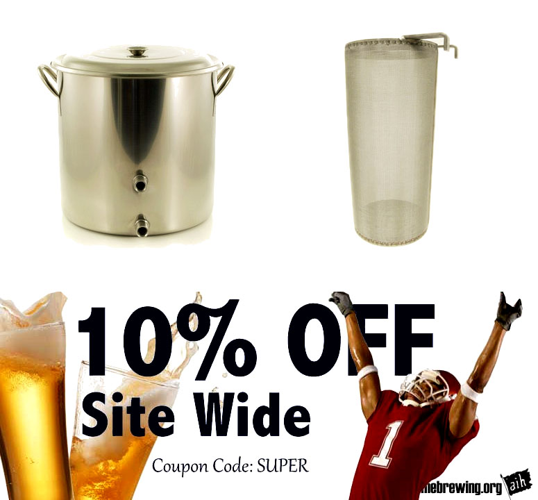 Home Wine Making Sales for Save 10% Off Your Order At Adventures In Homebrewing Sale