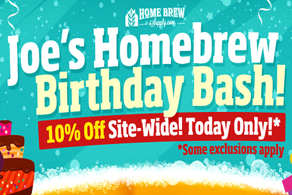 Home Wine Making Promo Codes for Save 10% Site Wide At Homebrew Supply Coupon Code