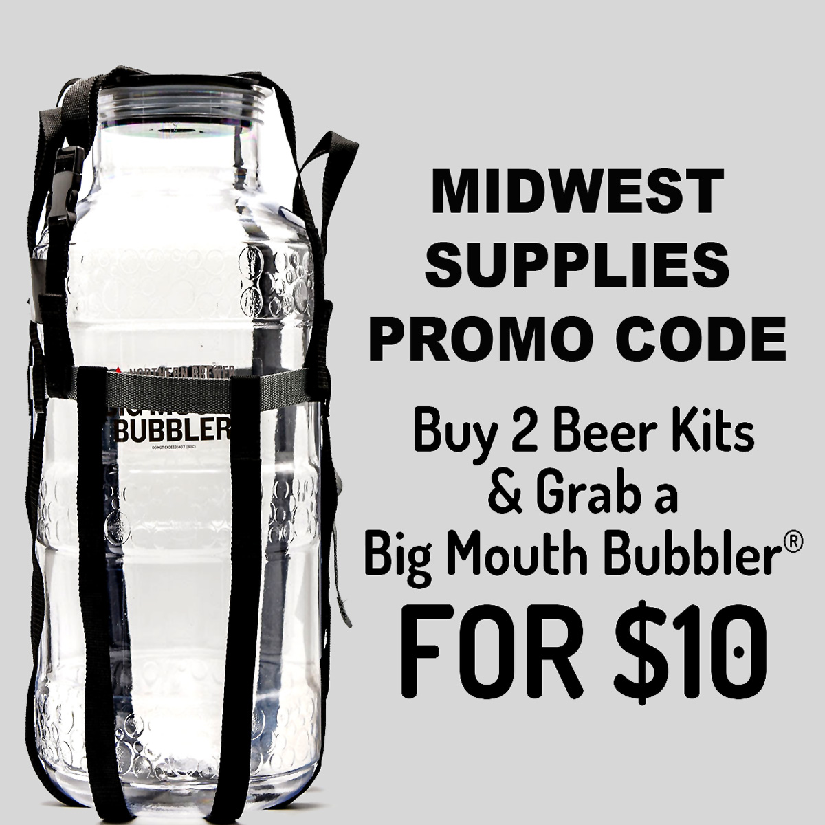 Home Wine Making Coupon Codes for Buy 2 Beer Kits and get a Free Fermenter Coupon Code for MidwestSupplies.com Coupon Code