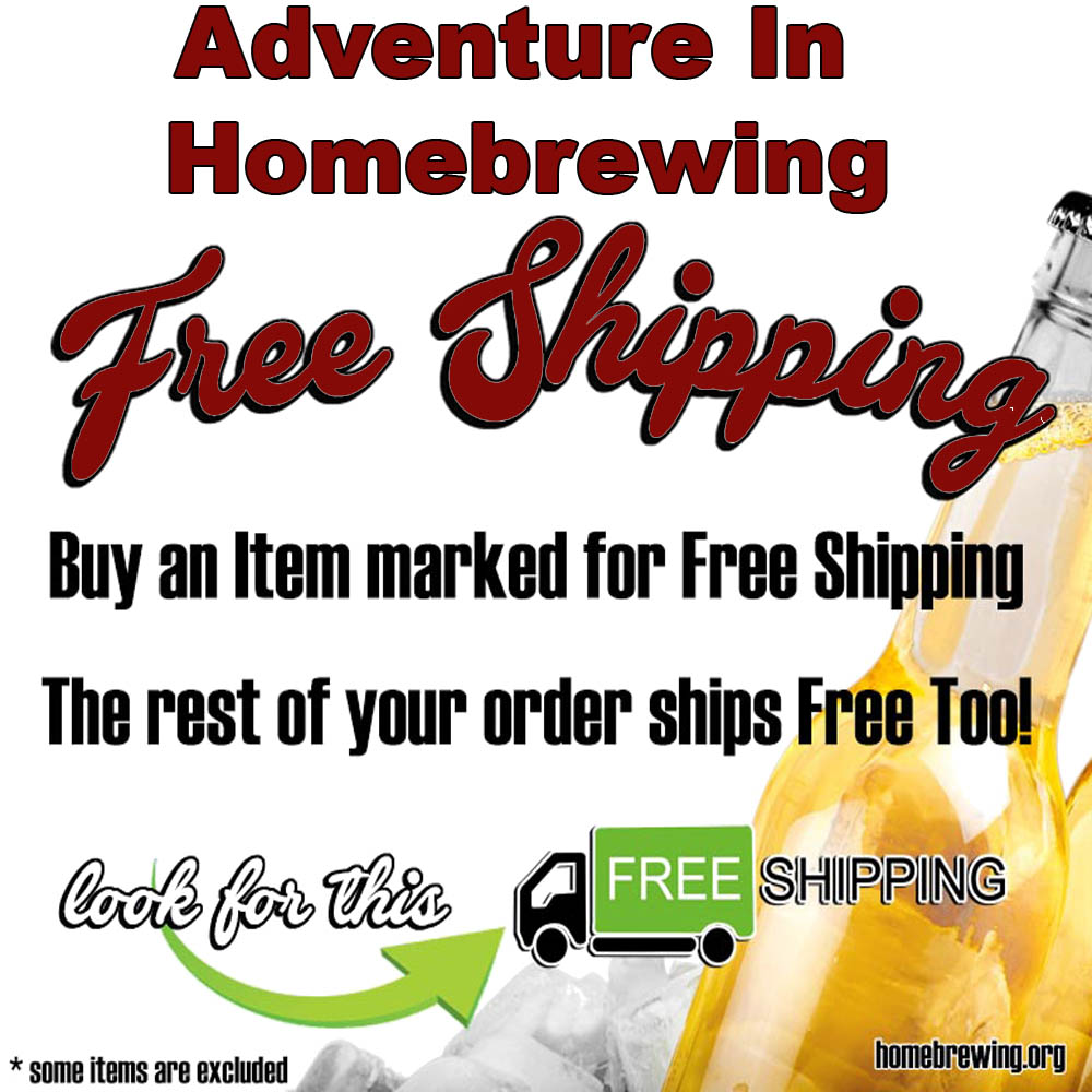 Home Wine Making Sales for Adventures In Homebrewing Free Shipping Promotion Sale