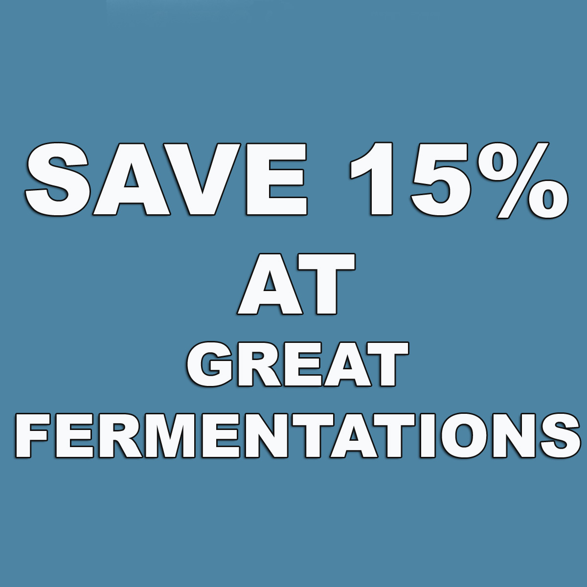Home Wine Making Coupon Codes for Save 15% Site Wide at GreatFermentations.com with this Promo Code Coupon Code