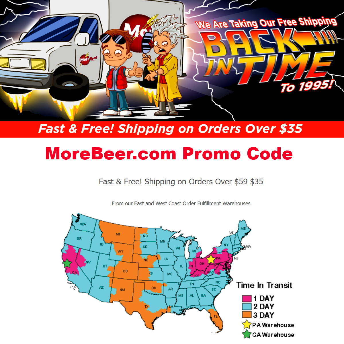 Home Wine Making Coupon Codes for Get free shipping at MoreBeer.com on orders over $35 Coupon Code Coupon Code