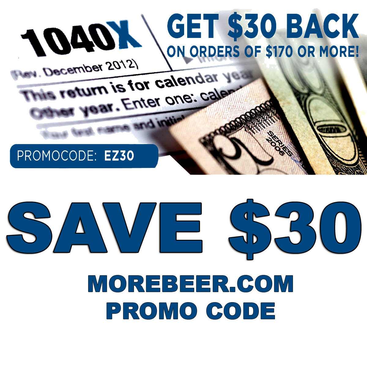 Home Wine Making Coupon Codes for Save $30 On Orders Of $170 Or More at Morebeer.com Coupon Code Coupon Code