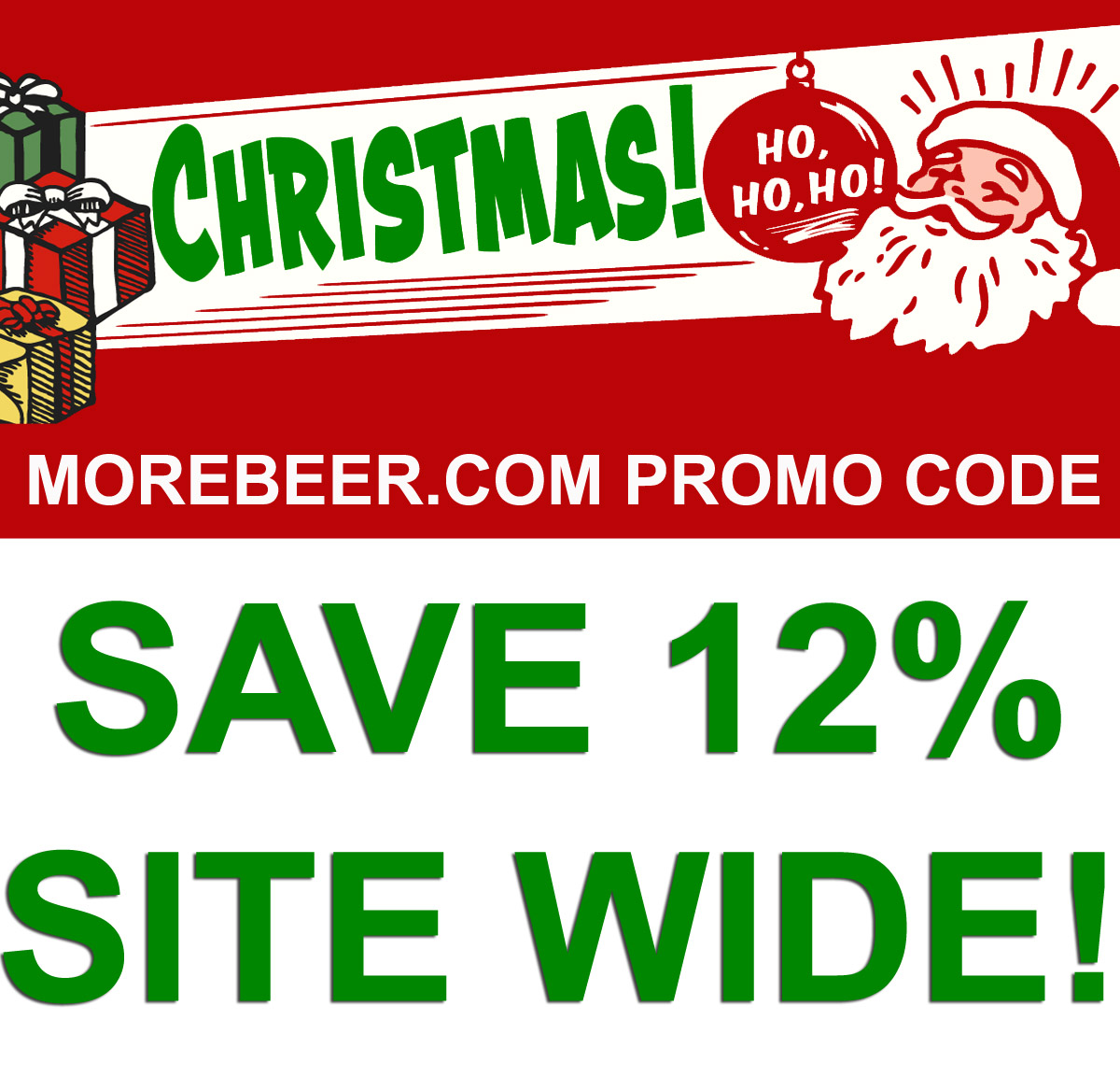 Home Wine Making Coupon Codes for Save 12% Site Wide At MoreBeer.com With Promo Code Coupon Code