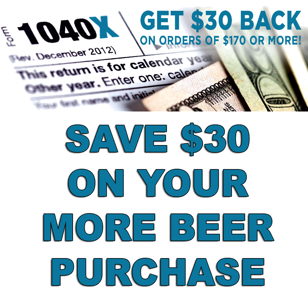 Home Wine Making Coupon Codes for Save $30 On Your Order When You Spend $200 at MoreBeer! Coupon Code