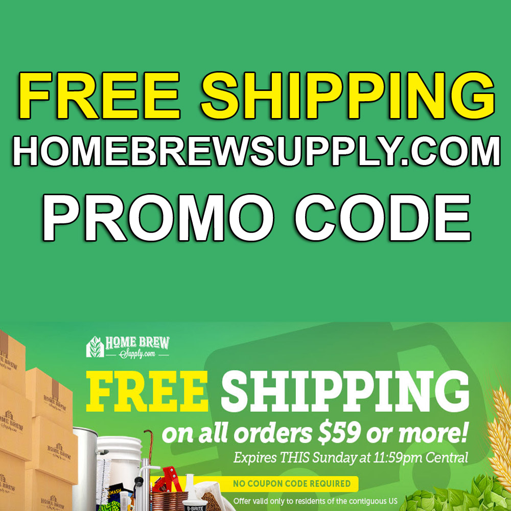 Home Wine Making Coupon Codes for Get Free Shippin On Order of $59 Or More Coupon Code