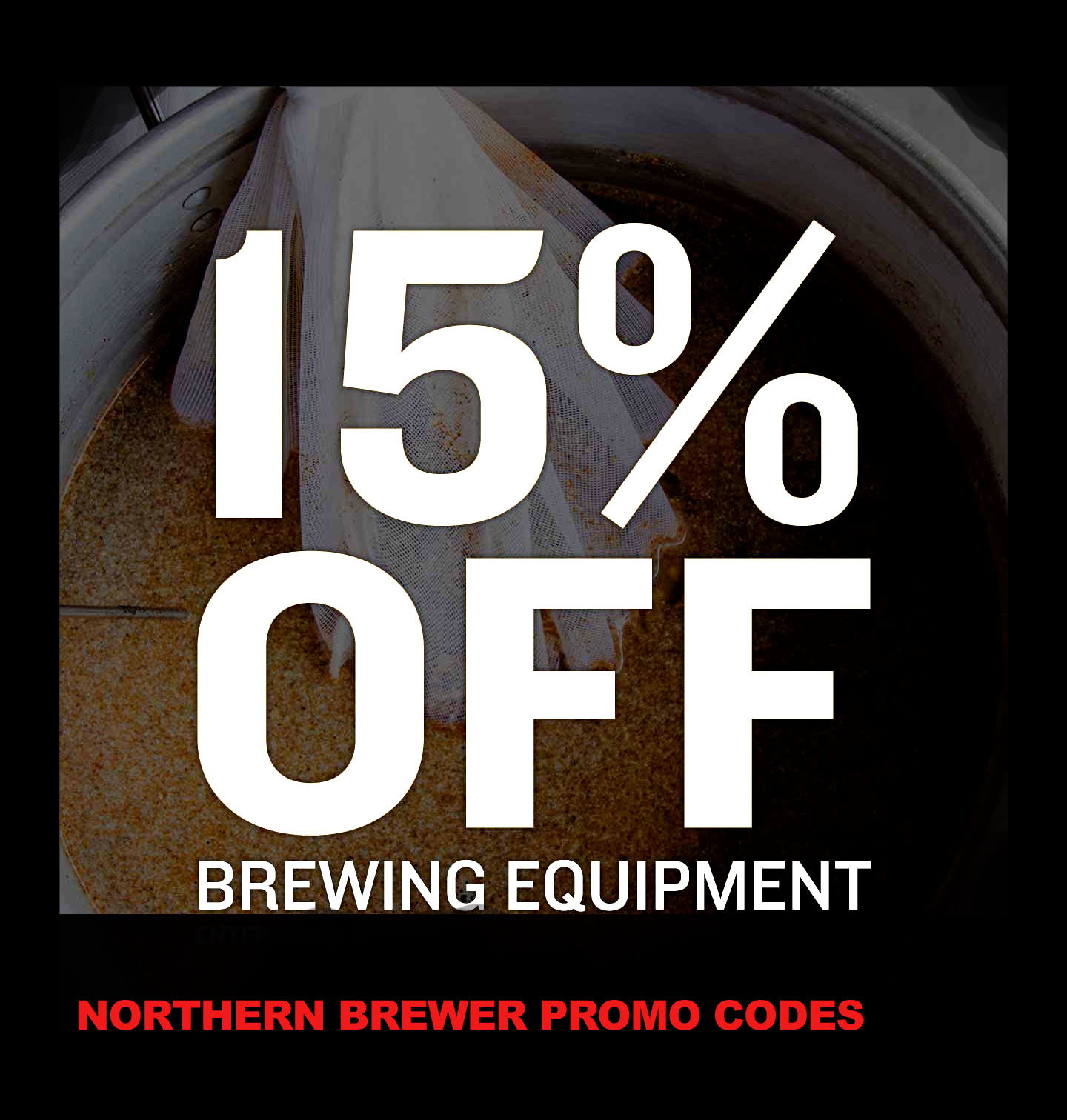 Home Wine Making Coupon Codes for Save 15% On Home Wine Maker Equipment With This NorthernBrewer.com Coupon Code