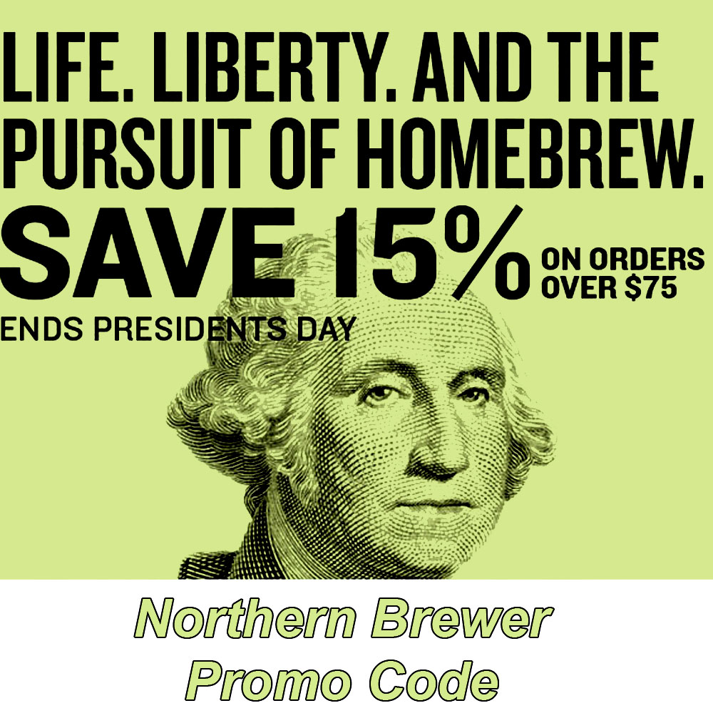 Home Wine Making Coupon Codes for Save 15% On Orders Over $75 at Northern Brewer Coupon Code