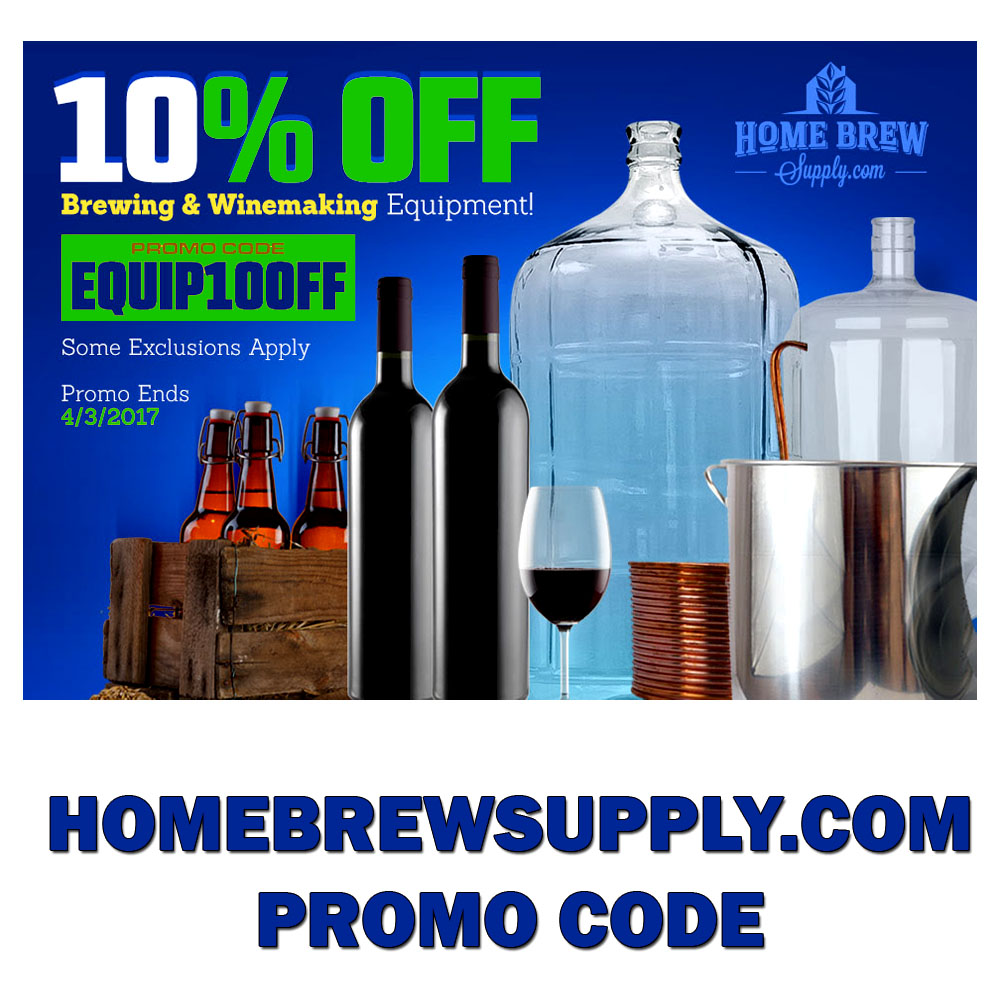 Home Wine Making Coupon Codes for Save an Extra 10% On Home Wine Making Equipment!  Coupon Code