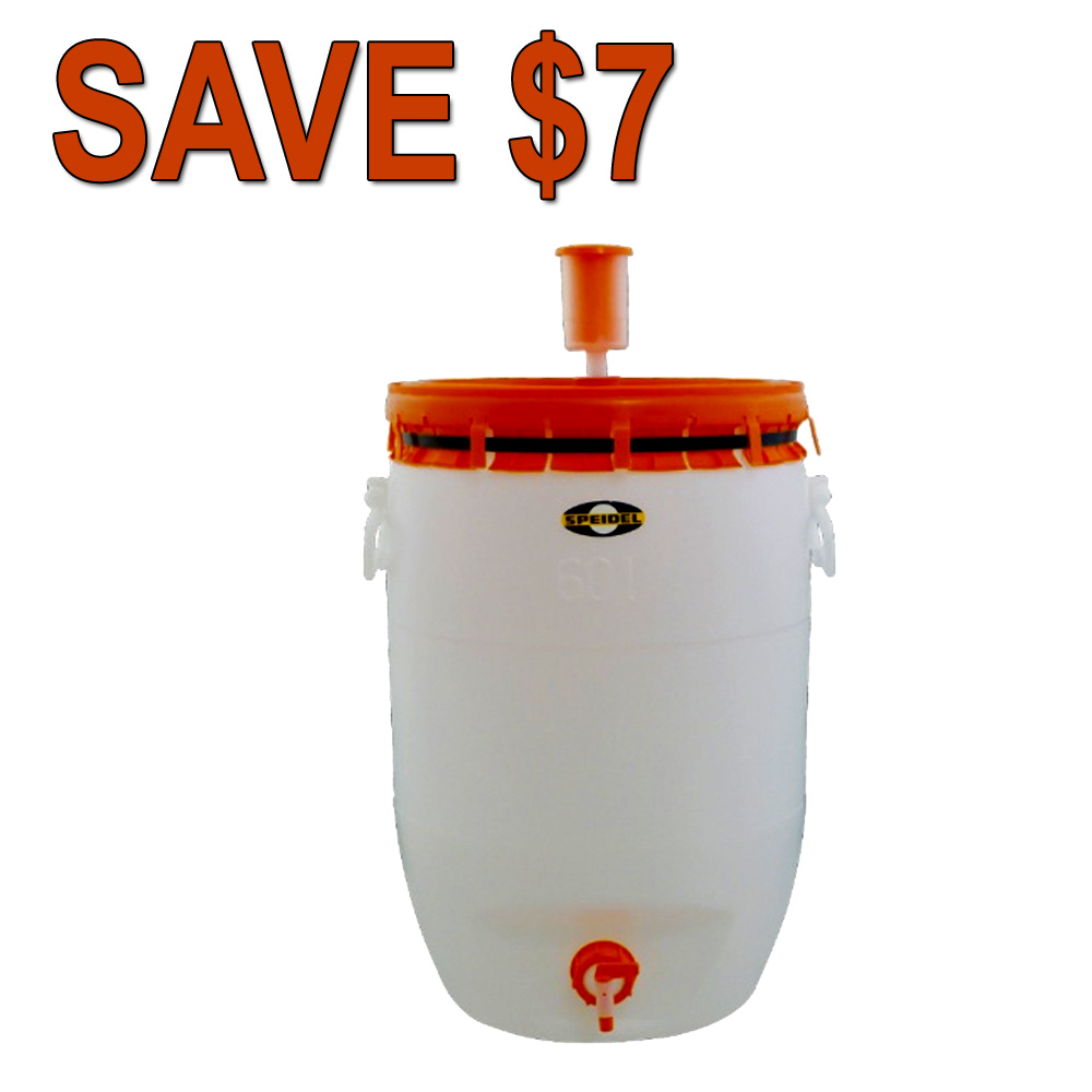 Home Wine Making Coupon Codes for Save $7 On A Speidel Fermenter Coupon Code