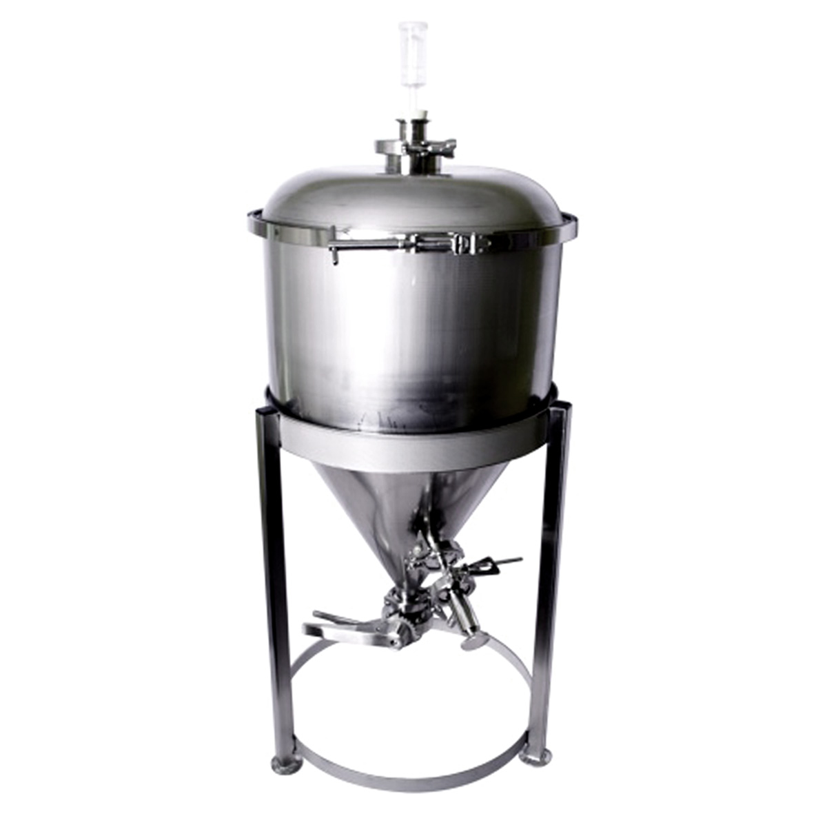 Home Wine Making Promo Codes for Deluxe 27 Gallon Stainless Conical Fermenter Coupon Code