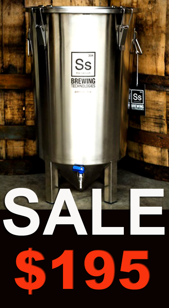 Home Wine Making Promo Codes for Stainless Steel Homebrewing Fermenter Sale Coupon Code