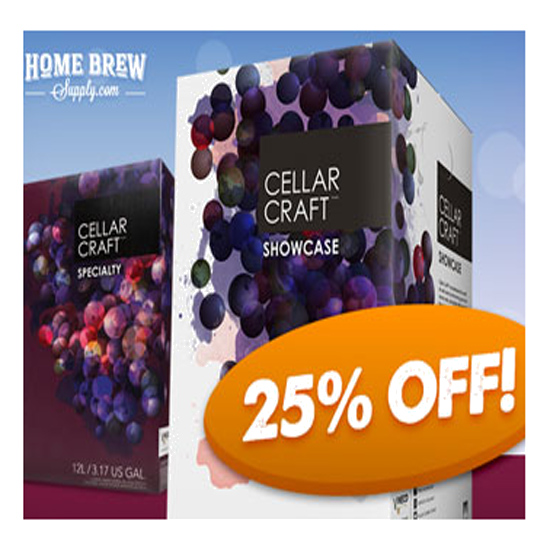 Home Wine Making Coupon Codes for Save 25% On Wine Kits Coupon Code